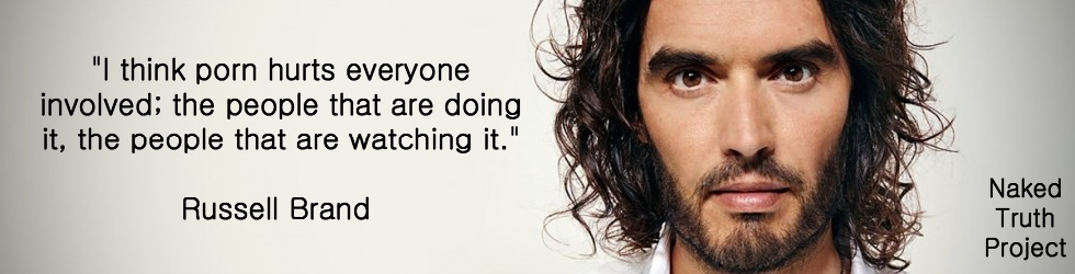 from Jeffery russell brand in porn